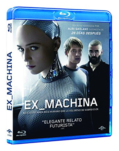 Ex_Machina [Blu-ray]