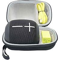 para Ultimate Ears WONDERBOOM - Altavoz Inalámbrico Individual, Bluetooth, Resistente a los Golpes, Impermeable Viajar Difícil Caso Bolso por SANVSEN