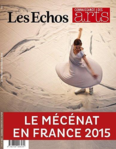 Le Mecenat en France 2015