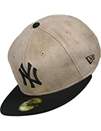 New Era Seasonal Suede 59fifty NY Yankees casquette