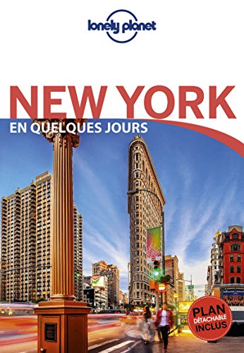 New York En quelques jours - 6ed par Lonely Planet LONELY PLANET