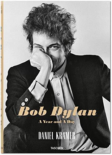 Daniel Kramer. Bob Dylan: A Year and a Day por Robert Santelli