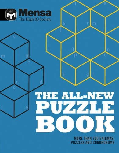 Mensa: The All-New Puzzle Book (Paperback)