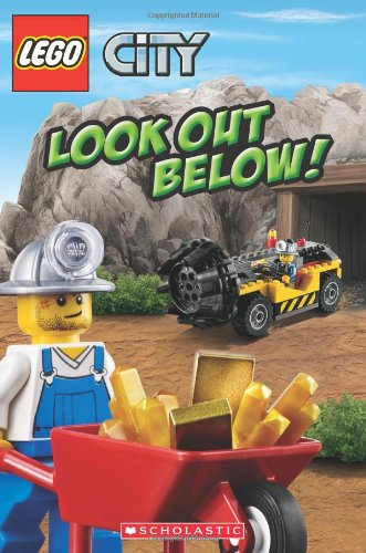 Lego City: Look Out Below! (Scholastic Reader - Level 1 - Herren Monsters Inc Kostüm