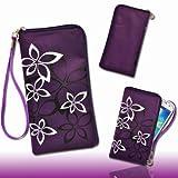Coque de protection lila/violet/blanche M52-3 pour Nokia X7-00 / X1-00 / C2-01 / C5-03 / E7 / C6-01 / C7 / C3-01 / 5250 / X3-02 / X6 / 5233 / C2-00 / C1-02 / C1-01 / C1-00 / N8 / X2 / C6 / C3 / C5 / 6303i / 5132 Xpress / 2710 Navigation / 7230 / 5330 / 1800 / 1616 / 6788 / 5235 / N97 mi / X3 / N900 / 5230 / 5800 / Mural