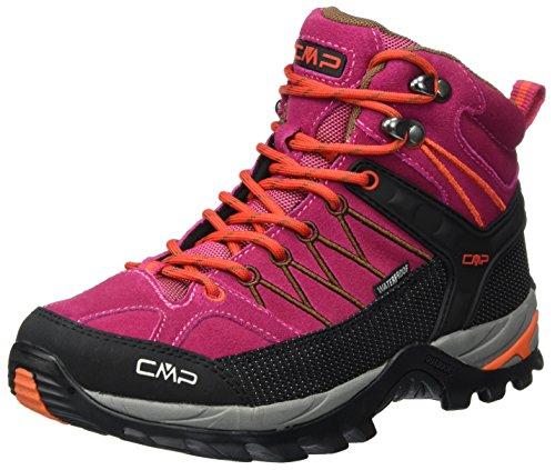CMP Damen Rigel 3Q12946, Trekking- & Wanderhalbschuhe, Pink (Magenta-BITTER), 39 EU