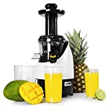 Best Masticating Juicers - Duronic JE2 Slow Masticating Juicer Cold Press Extractor Review