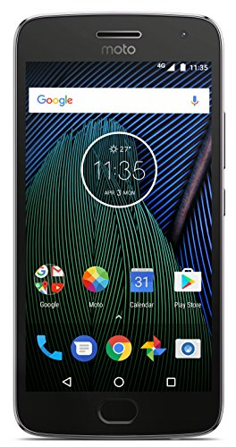 Moto G5 Plus (32GB, Lunar Grey) best android phones Top 10 Best Android Phones In India Under 15000 Rupees | Top Android Phones blank
