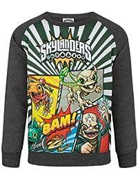Skylanders Panels Boy's Sweatshirt