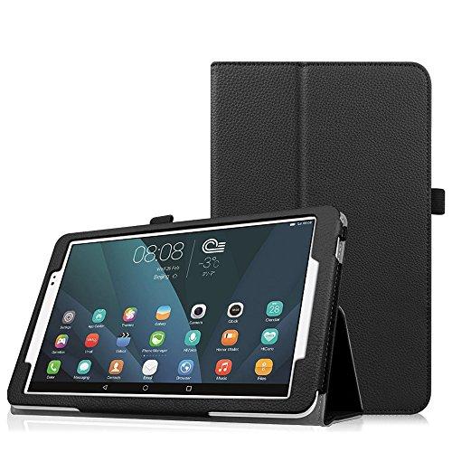 Huawei MediaPad T1 10.0(9.6″) Tablet Manguita – Fintie Folio Soporte Manguita Case para Huawe …