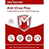 #3: Max Secure Software Antivirus Platinum Version 6 - 1 PCs, 1 Year (Email Delivery in 2 Hours - No CD)