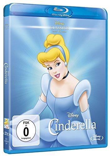 Cinderella - Disney Classics [Blu-ray]: Alle Infos bei Amazon