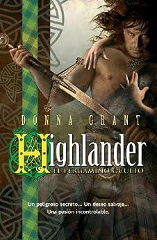 Highlander: El pergamino oculto (Pandora) de [Grant, Donna]