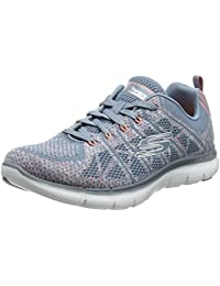 Skechers Damen Flex Appeal 2.0-New Gem Ausbilder