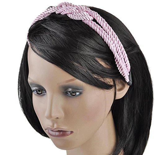 Filles noeud élastique Bandeau cheveux accessoires bow Noeud élastique