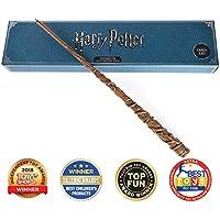 J.K. Rowling's Wizarding World J.K. WW-1057 WW-1057 Wand-Hermione Juguete para Cambiar de luz