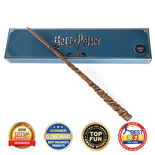 (Wow! Stuff Collection Harry Potter - Hermiones Lichtmalstab - Preisträger!)