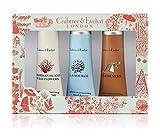 Crabtree & Evelyn más vendido terapia de la mano 25g - Pack de 3