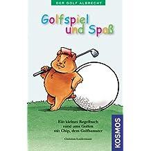 Golfspiel und Spaß
