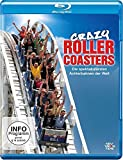 Crazy Roller Coasters [Blu-ray]