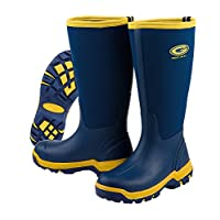 GRUBS FROSTLINE WELLINGTON BOOTS APPLE,BLUEBERRY OR RASBERRY (BLUEBERRY, UK4)