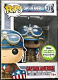 Funko - Marvel - WWII Captain America ECCC 2017 Exclusive - Pop 10 cm - 0889698130271