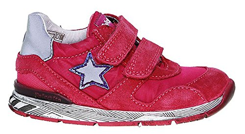 Fuxia Klett Falcotto Sneaker Lorin Pink Naturino p1Xq7wp