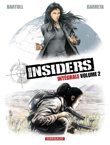 Insiders - Intégrales - tome 2 - Insiders Intégrale (2)