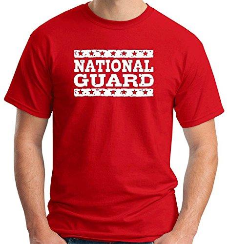 T-Shirtshock - T-shirt OLDENG00769 national guard, Größe XXL (National T-shirt Guard)