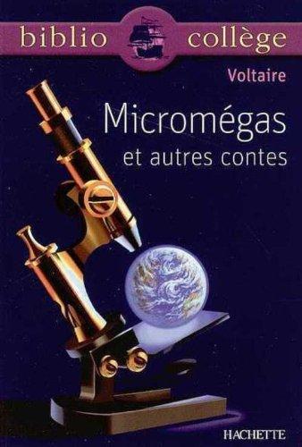 Micromégas et autres contes