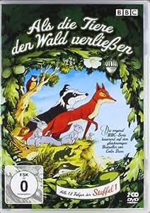 Als die Tiere den Wald verließen - Staffel 1 [2 DVDs]