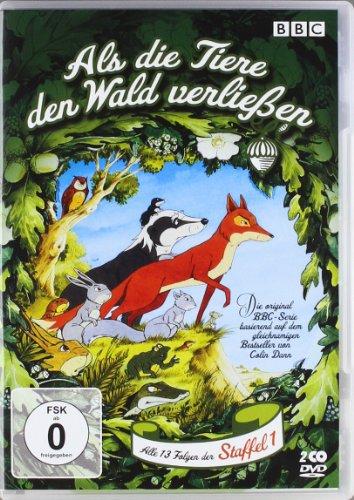 Als die Tiere den Wald verließen - Staffel 1 [2 DVDs] -