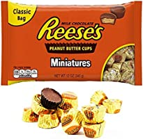 Hershey's Reese Peanut Butter Cup Miniatures, 340 gm