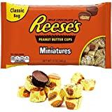Reese's Peanut Butter Cups Miniatures, 340 g
