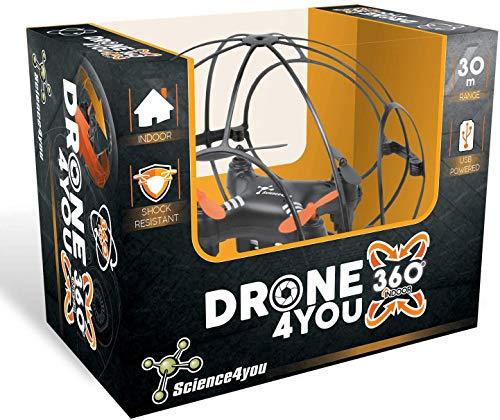 Imagen de Mini Drone Science4you por menos de 50 euros.