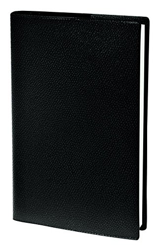 Quo Vadis President 644001Q School Journal in French September / September 21 x 27 Ebony Black