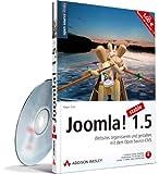 Joomla! 1.5 - Mit 3 exklusiven Templates, allen Buchbeispielen und Dreamweaver 8-Trial auf CD: Websites organisieren und gestalten mit dem Open Source-CMS (Open Source Library)