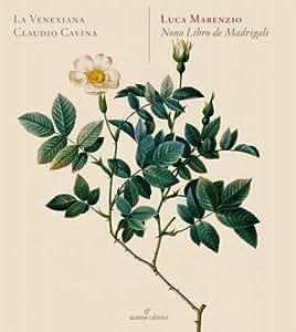 Nono Libro de Madrigali 1599