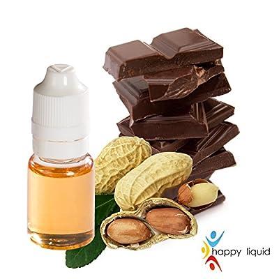 happy liquid Erdnuss-Schoko für E-Zigarette von happy liquid