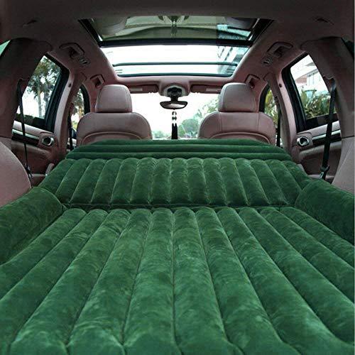 Sinbide Auto SUV Luftmatratze Doppelbett Bewegliche aufgerüsteten Version Luftbett für Auto Matratze aufblasbares Bett Air Bett für Reisen Camping mit Pumpe