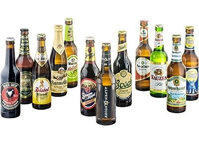Kalea 12 ausgewählte Bierspezialitäten im Probierpaket, 12er Pack (12 x 0,33 l)