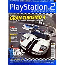 PLAY STATION 2 [No 94] du 01/02/2005 - SHADOW OF ROME - RUMBLE ROSES - LEGEND OF KAY - SYBERIA II - ESPN NBA 2K5 - SKI RACING 2005 - FEAR AND RESPECT - LES DERNIERS NEWS - GTA SAN ANDREAS - LES 10 NOUVEAUX CODES QUI TUENT