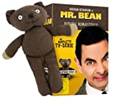 Mr. Bean TV-Serien-Box Vol. 1-3 digital remastered + Original Mr. Bean-Teddy