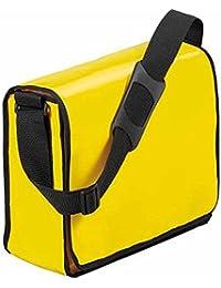 HALFAR - sac sacoche bandoulière porte documents 1802814 - jaune - mixte homme / femme