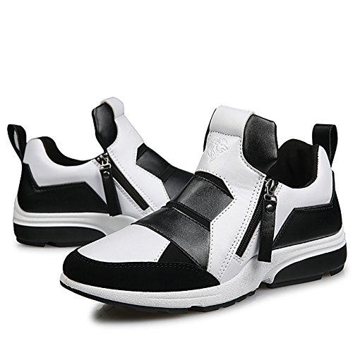Homme Chaussures de Running Course Multisports Outdoor Noir&Blanc