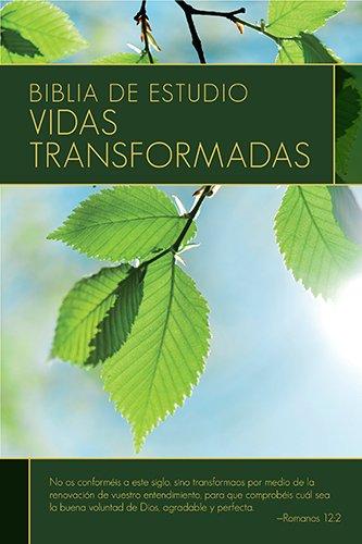 Biblia de Estudio: Vidas Transformadas