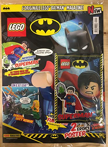 Fumetti Lego Batman N° 3 - Lego Batman Movie Magazine 11 - Panini Comics - Italiano