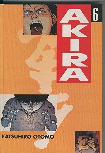 Akira tomo color numero 6 par Katsuhiro Otomo