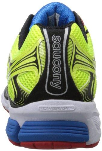 Saucony Running Powergrid Ride 6, Chaussures Homme jaune