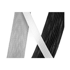 Câble blanc chaussette avec fixation Velcro-Diamètre :  50 mm